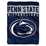 Penn State OFFICIAL Collegiate, Basic 60 x 80 Raschel Throw