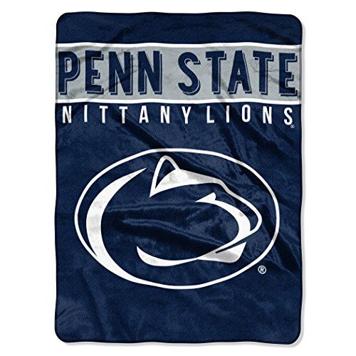 Penn State OFFICIAL Collegiate, Basic 60 x 80 Raschel Throw by Northwest Official
