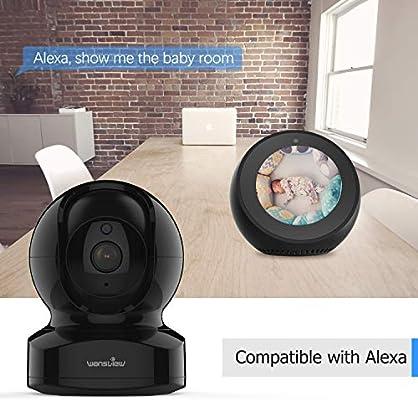 IP Camera, Wireless Security Camera 1080P HD Wansview, WiFi Home
