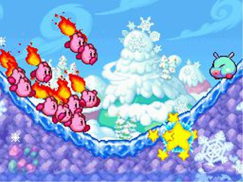 Nintendo Kirby Mass Attack - Nintendo DS