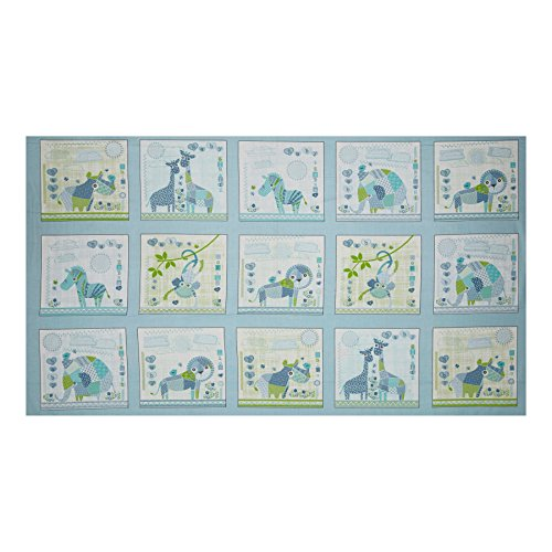 patchwork-pals-patchwork-25-panel-blue-fabric-by-the-yard