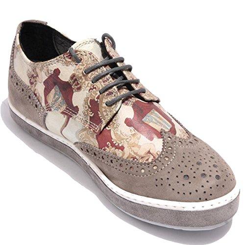Taupe Sneaker Derbysko Soiebleu Beige 112 Soisire Damesko 89632 Daff 8a14dx8q