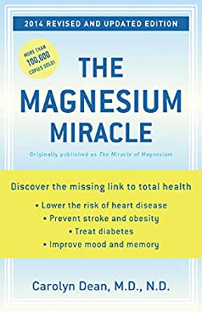 The magnesium miracle revised and updated kindle edition by print list price 1600 fandeluxe Document