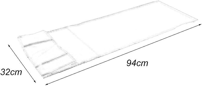 CDKJ - Bolsa de Almacenamiento portátil Plegable para sofá o televisor, con Soporte para Mando a Distancia: Amazon.es: Hogar