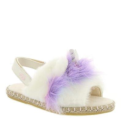 7214a5ea4229 UGG Baby T Rainbow Unicorn Sandal