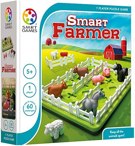 エスエムアールティゲームス(SMRT Games) スマートファーマー パズル SG091JP 正規品