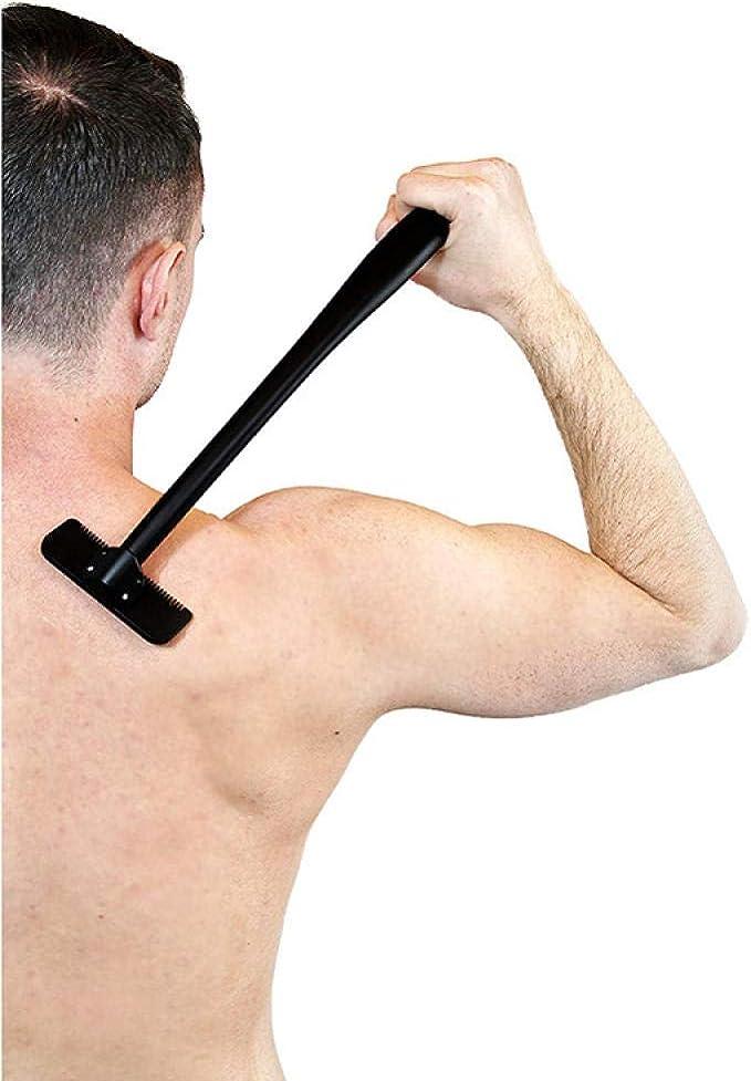 Afeitadora Para Espalda Y Cuerpo, Maquinilla De Afeitar Grande ...