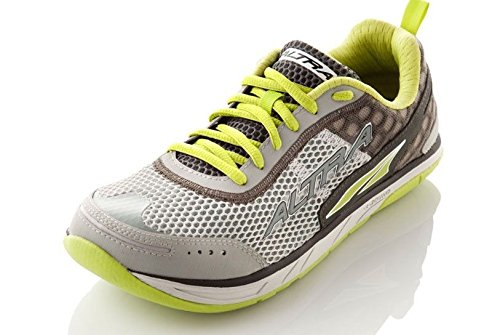 Altra Women's The Intuition 1.5 Running Shoe,Green/Grey,5.5 M US