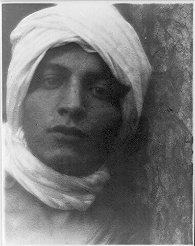 [Photo: Youth in Middle Eastern Costume,Turban,1907,Fred Holland Day,Photographer,3] (Middle Eastern Girl Costume)