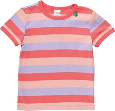 Freds World by Green Cotton Baby-Jungen Multi Stripe T-Shirt