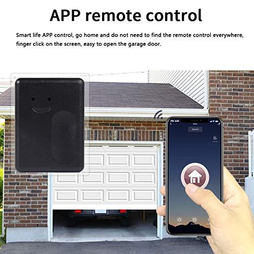 WiFi Smart Fernbedienung Garagentor/öffner Schalter Support  Alexa und Google Home