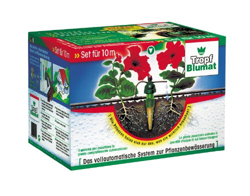 Blumat Deck and Planter Box, Gravity Kit XL by Blumat