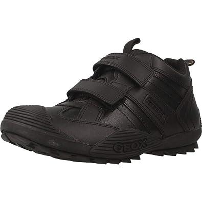 Zapatos de Cordones para niño, Color Negro, Marca GEOX, Modelo Zapatos De Cordones para Niño GEOX Savage G Negro: Amazon.es: Zapatos y complementos