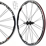 700c rear wheel - STARS road bike Wheelset Wheels Sram or Shimano 8 9 10 Speed