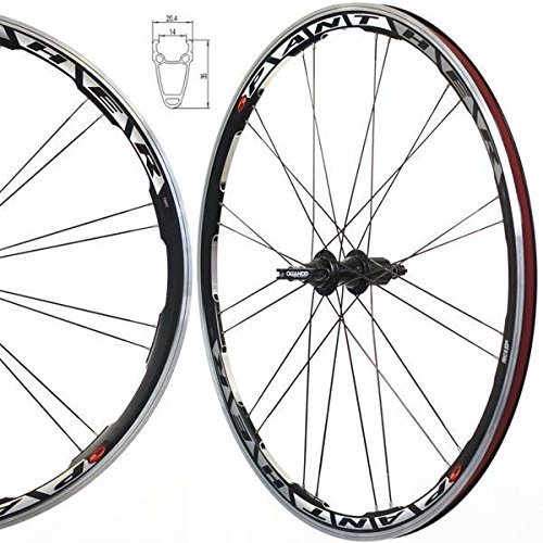 STARS road bike Wheelset Wheels Sram or Shimano 8 9 10 Speed by Stars Rim