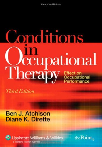 the effects of occupational therapists on occupational Occupational therapy essays  and some of the effects of stress on  at the college of occupational therapists' annual conference in 2004 and it.