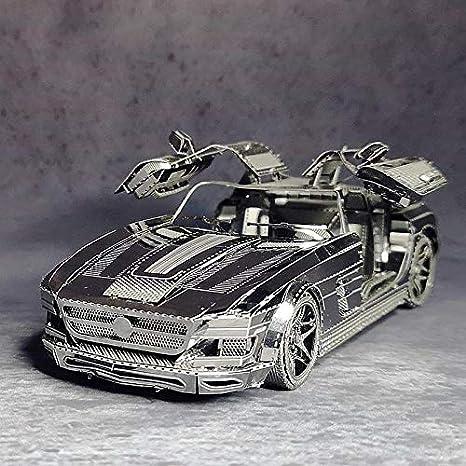 Amazon com: Butterfly Wings Sports 3D Metal Assembly Model 2