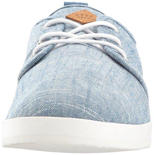 Reef, Sneaker uomo blue chambray