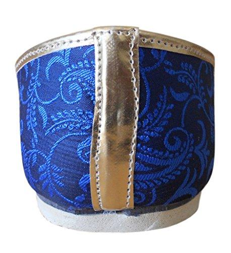 Kalra Pour Ciel Chaussons Homme Creations Bleu rRqBWwxrn