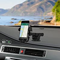 Universal Telescopic Arm Extended Windshield Dashboard Car Mount Phone Holder for iPhone 8 8s X 7 7 Plus 6s Plus 6s 6 SE Samsung Galaxy S8 Plus S8 Edge S7 S6 Note 8 5