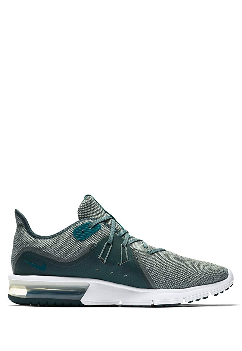 MultiCouleure (Mica vert Geode Teal Faded Spruce 302) 40.5 EU Nike Air Max Sequent 3, Chaussures de FonctionneHommest Compétition Homme