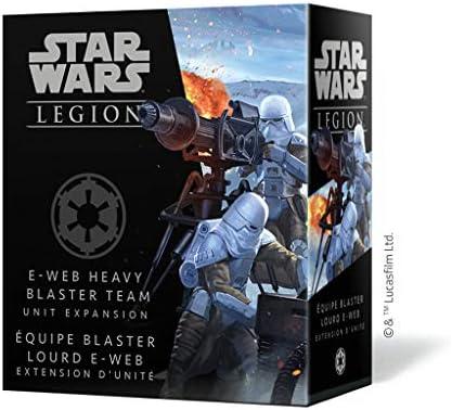 Fantasy Flight Games- Star Wars Legion: Operadores de Blaster Pesado E-Web - Español, Color (FFSWL15): Amazon.es: Juguetes y juegos