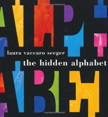 Laura Vaccaro Seeger'sThe Hidden Alphabet [Hardcover](2010)