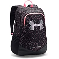 Under Armour Boys' Storm Scrimmage Backpack, Black/Black, One Size