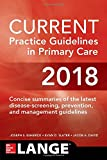 img - for CURRENT Practice Guidelines in Primary Care 2018 book / textbook / text book