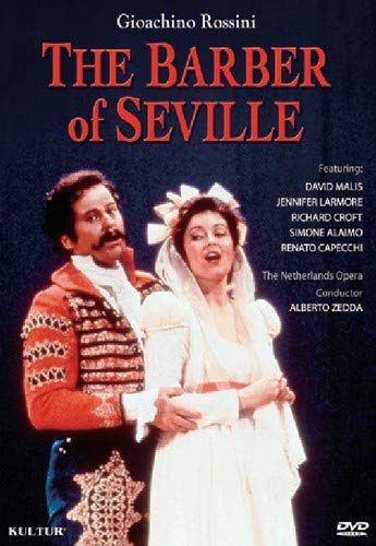 The Barber of Seville - Rossini / The Netherlands Opera