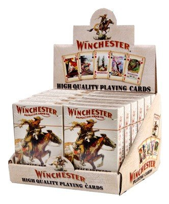 Winchester Pony - Winchester Vintage Playing Cards