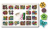 Melissa & Doug Colorful Creations Bead Set