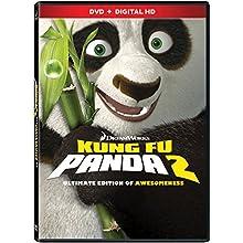 Kung Fu Panda 2 Ultimate Edition of Awesomeness w/ Icons Oring (2016)