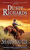 img - for Sharpshooter (A Byrnes Family Ranch Novel) book / textbook / text book