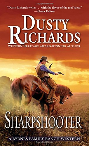 Sharpshooter (A Byrnes Family Ranch - Sharp Shooters Usa