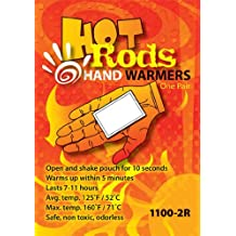 Porta Brace Polar Heat Pack, Disposable Chemical Hand & Equipment Warmer, two pack