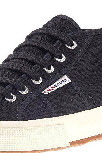Superga Unisex-Erwachsene 2754 Cotu High-Top Black