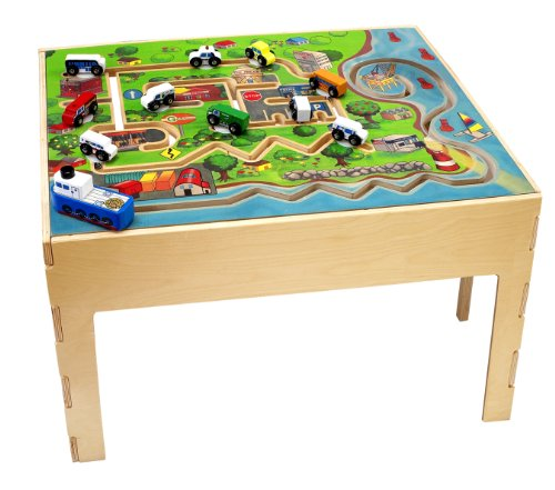Anatex City Transportation Table by Anatex