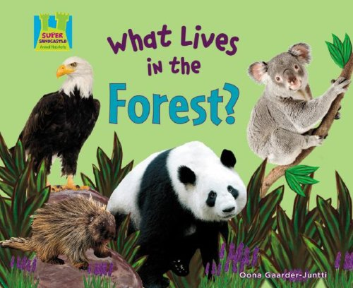 What Lives in the Forest? (Animal Habitats) pdf