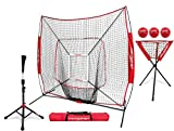Powernet 7x7 DLX Pro Baseball Hitting Net