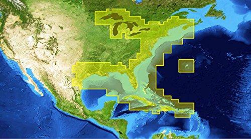 Amazon.com: Lowrance 000-12218-001 Coastal Maps for U.S. East Coast ...