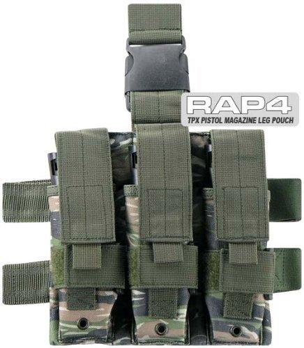 Magazine Leg Pouch (British Disruptive Pattern Material - DPM) for Tippmann® TPX® Paintball (Tpx Pistol)