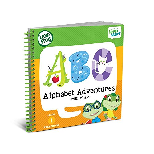 LeapFrog LeapStart Preschool to 1st Grade Learning System Pink Plus Level 1 Activity Books Bundle, Learn Math & Life Skills, Alphabet & Music, Interactive Educational Toys for Kids, Early Learning by LeapFrog (Image #5)