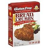 Kinnikinnick Foods Bread Panko Style Gluten Free 12.5000 Oz (Pack of 6)
