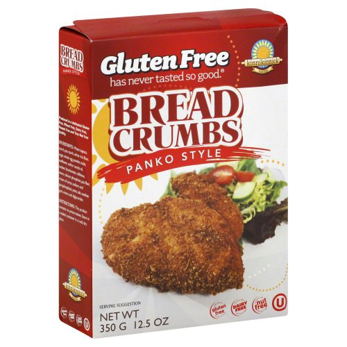 Kinnikinnick Foods Bread Panko Style Gluten Free 12.5000 Oz (Pack of 6) by  (Image #1)