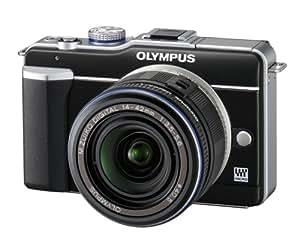 Olympus E-PL1 14-42 mm  - Cámara Digital Compacta 12.3 MP - Negro