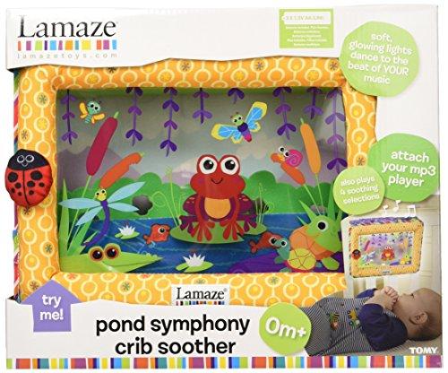 Pond Symphony Crib Soother With MP3 Connectivity (Lamaze Lights)