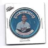 CAMILO PASCUAL 1964 Topps All-Stars Coin #137 Minnesota Twins Baseball