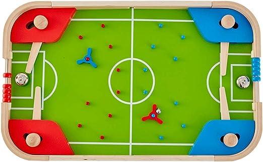 Futbolines Máquina De Pinball Para Niños Juguete De Billar Doble ...