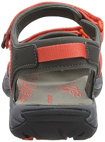 Karrimor Strappy Ladies Uk 8, Sandales de Randonnée Femme, Orange (Coral), 42 EU